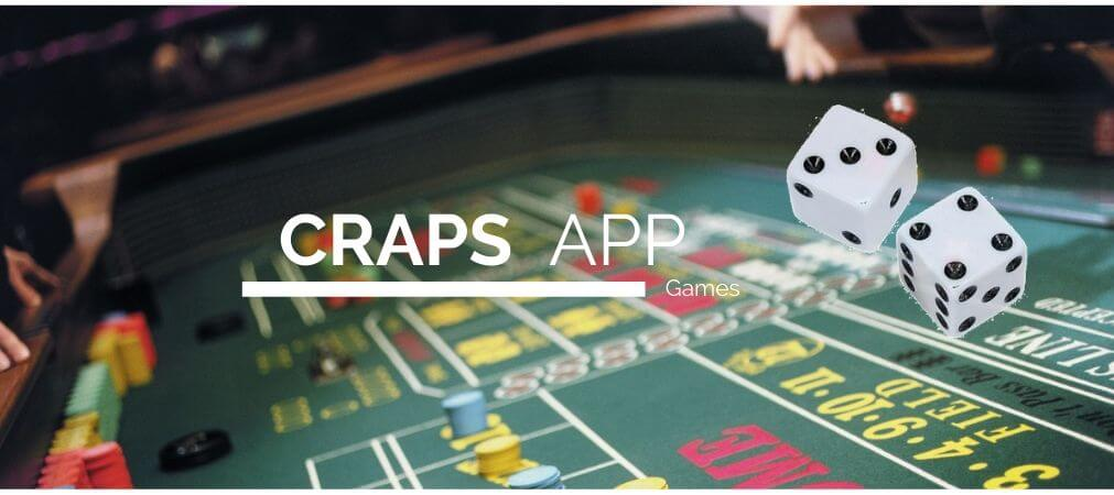 Free Craps App: Improved Graphics, Design & The Ability To Play As A Team