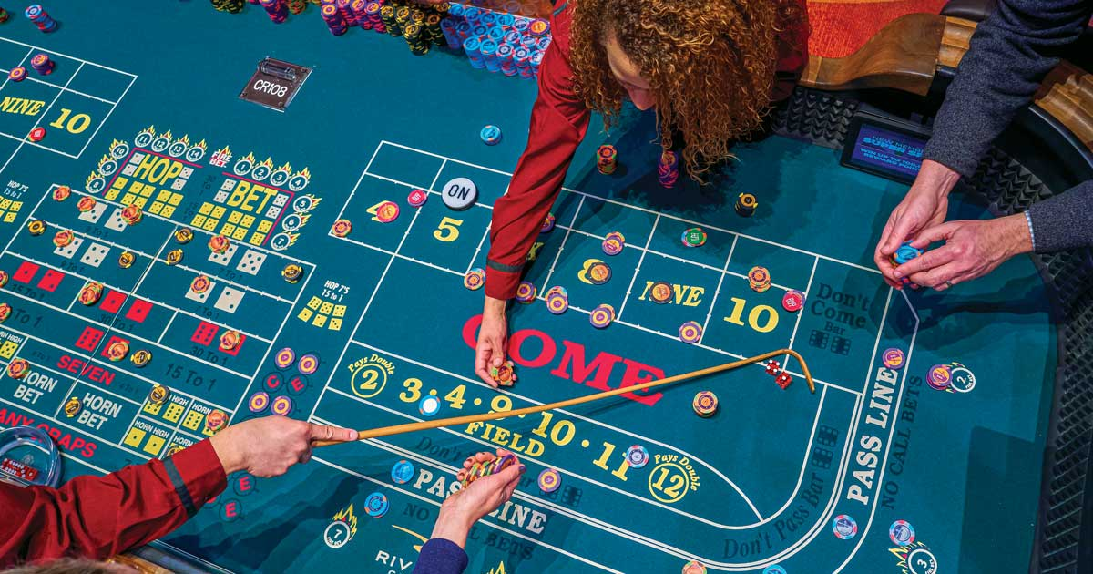 How to Play Craps at the Casino – A Workable Layout to Try