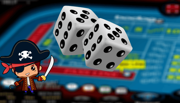 Play Craps online for fun free online